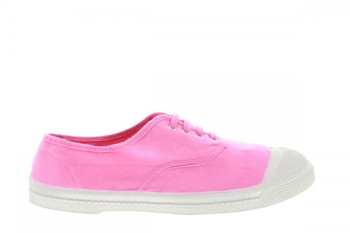 bensimon-lacets-femme-rose-candy-face