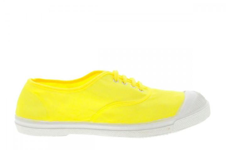 bensimon-lacets-jaune-face