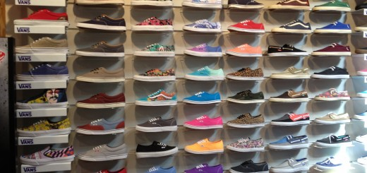 Mur de Vans