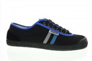 chaussures kawasaki RETRO COBALT GREY STRIPES01
