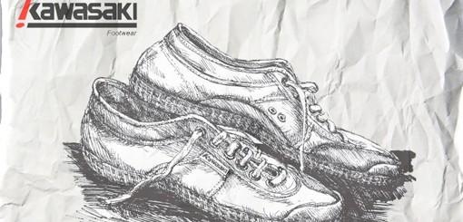 Chaussures kawasaki