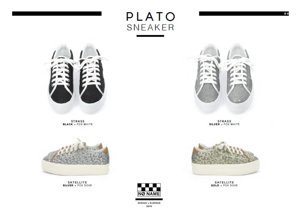No Name Plato Sneaker Dakar