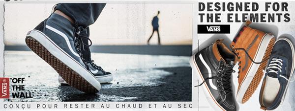 Hi Grand Pour Les BasketsmteConçues Froid Fourré Le Sk8 Vans RjqAL435