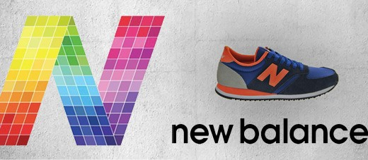 New Balance, Cap sur la Mode !