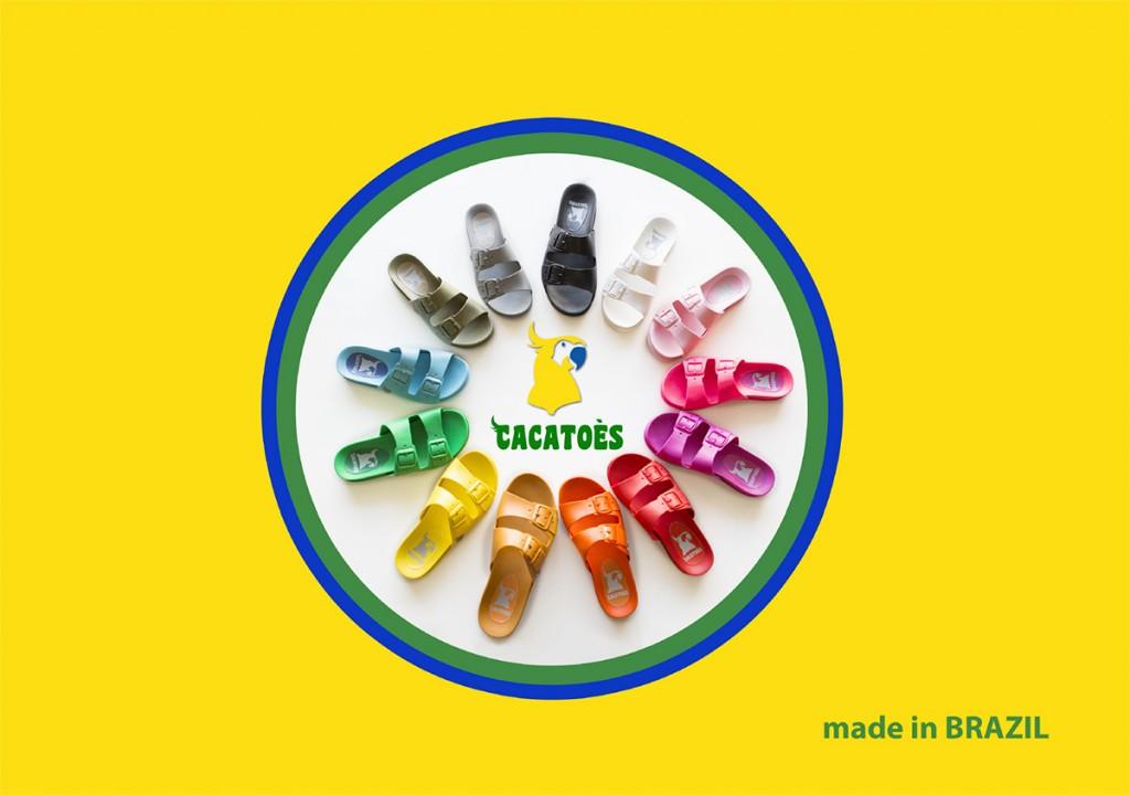 Cacatoes Shoes, la révélation de l'été