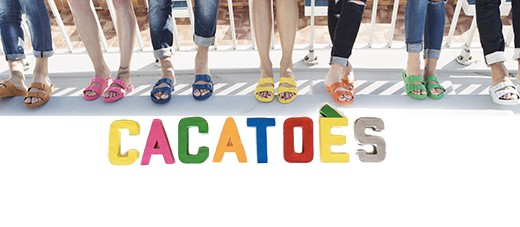 Cacatoès Shoes Introduction 2016