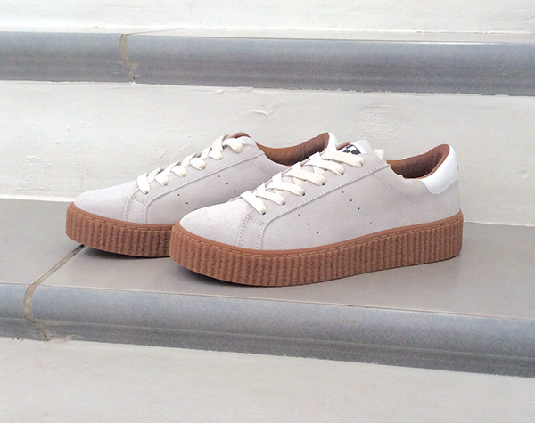 no-name-picadilly-sneaker-suede-blanc